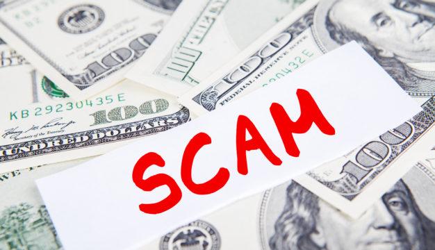 Beware of Tax Debt Relief Scams